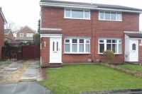 2 bed semi detached house in Draperfield, Chorley...