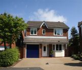 4 bedroom Detached property for sale in Bearswood Croft, Chorley...