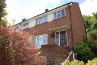End of Terrace house for sale in Blois Road, LEWES...