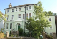 Flat for sale in St. Annes Crescent...