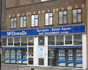 McDowalls, East Hambranch details