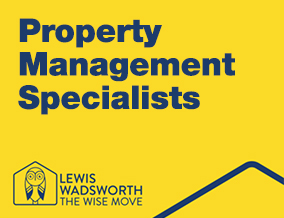 Get brand editions for Lewis Wadsworth, Sheffield - Lettings