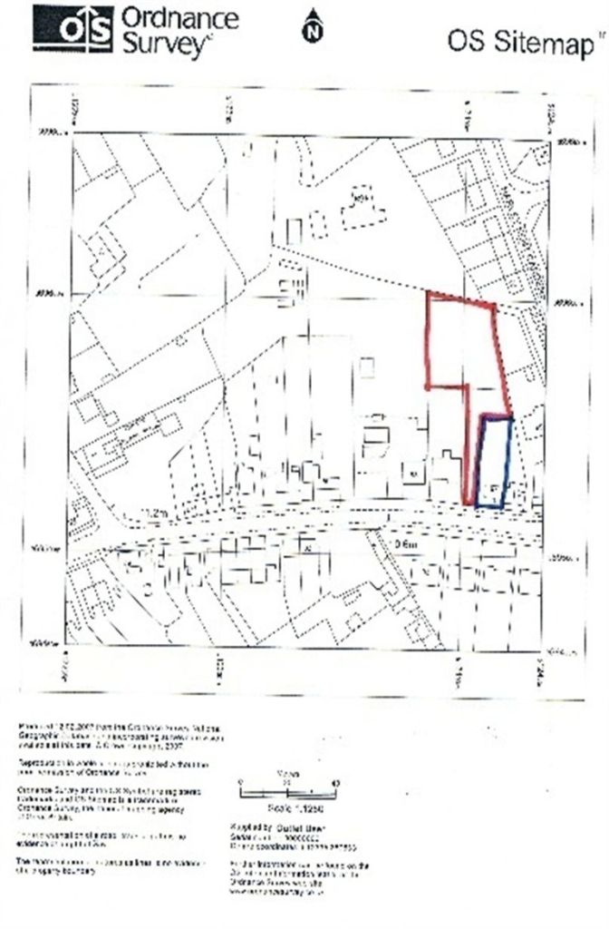 Land For Sale In Silver Street Bardney Lincoln