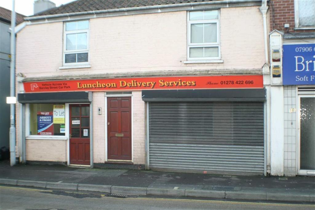 shop to rent in st john street bridgwater somerset ta6