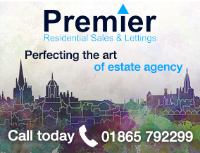 Get brand editions for Premier, Cowley - Lettings