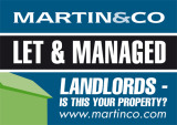Martin & Co, Ashby-de-la-Zouch - Lettings