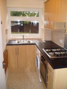 1 bed Ground Flat in Saffron Court...