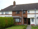 Terraced home for sale in Willoughby Road, Alford...