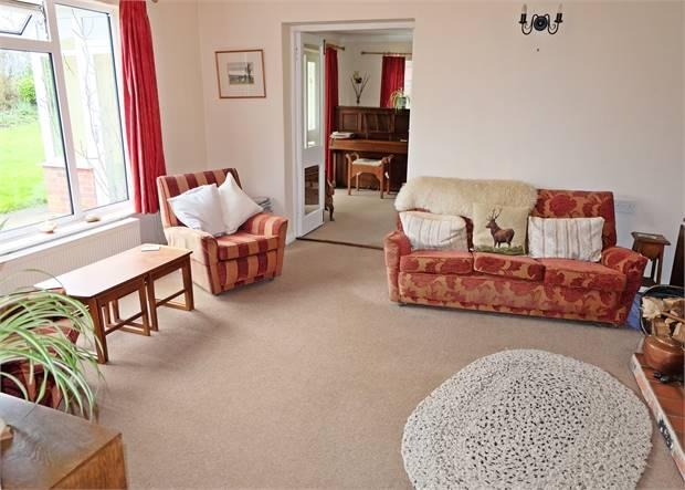 Another view of the sitting room