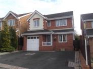 4 bedroom Detached home in Penrose Court, Selston...