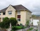semi detached home for sale in Minster Way, Bathwick...