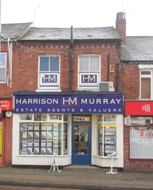Harrison Murray, Wigstonbranch details