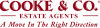 Cooke & Co, Broadstairs logo