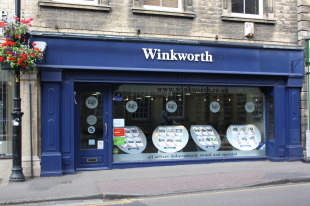 Winkworth, Sleafordbranch details