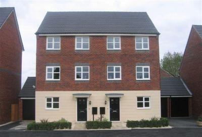 4 bed Town House to rent in Girton Way, Mickleover...