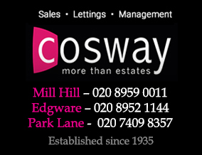 Get brand editions for Cosway Estates, Mill Hill