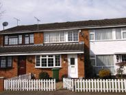Terraced home in Lyttons Way, Hoddesdon...