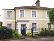 semi detached house in Churchfields, Broxbourne...