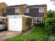 End of Terrace property in Caldecot Way, Broxbourne...