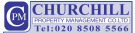 Churchill Property Management Ltd, Loughton branch logo