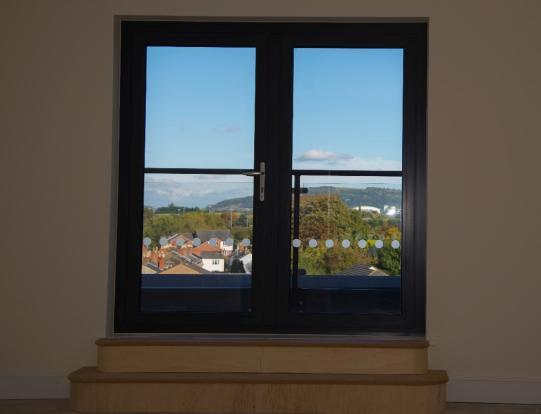 Apt 47 lounge view