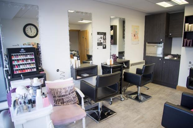 Salon Beauty Room