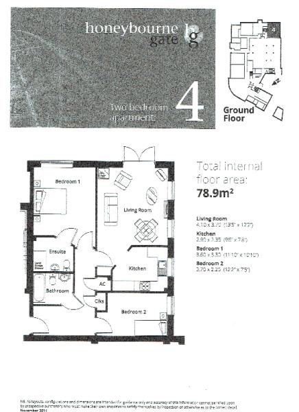 Apt 4 Floor Plan