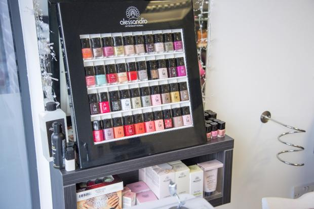 Salon Nail Bar