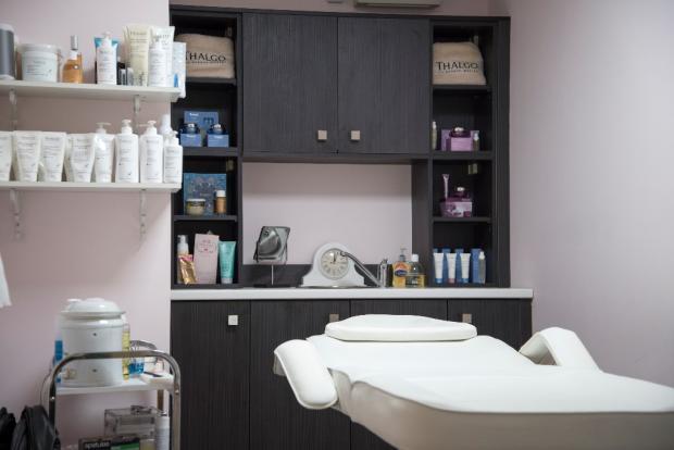 Salon Treatment Room