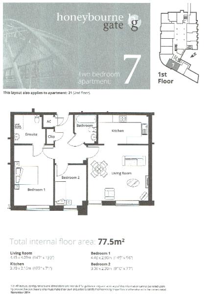 7,21 Floor plans