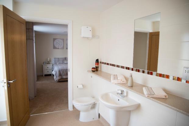 En-suite Shower-room