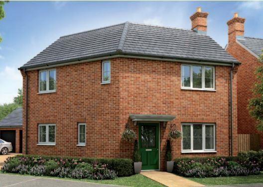 3 bedroom detached house for sale in plot 28 newbury thorney meadows thorney peterborough pe6