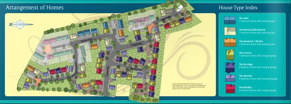 Brookfield Site Plan