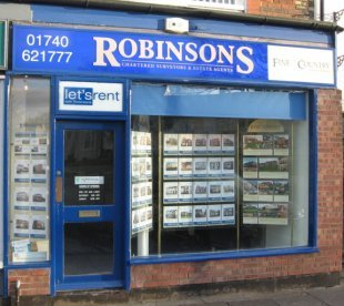 Robinsons, Sedgefield - Lettingsbranch details