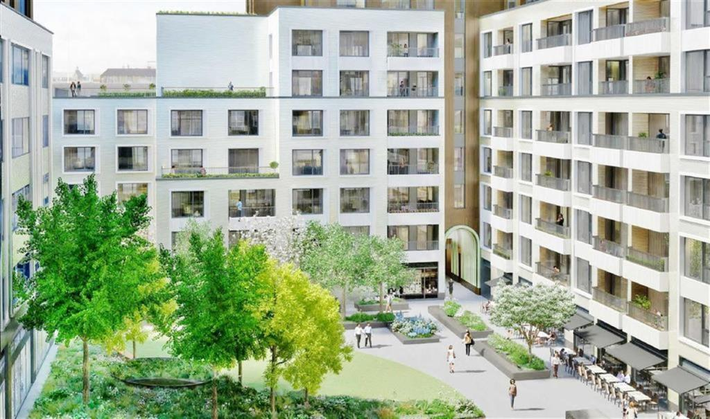 1 Bedroom Apartment For Sale In Rathbone Square Fitzrovia London W1t