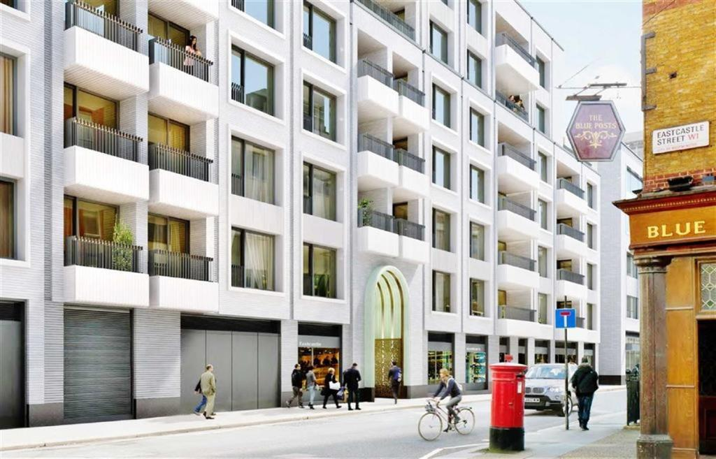 2 Bedroom Apartment For Sale In Rathbone Square Fitzrovia London W1t