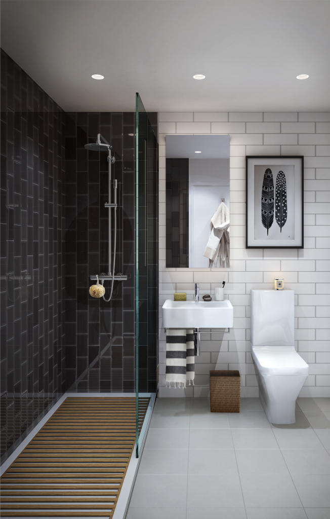 Ballymore,Bathroom