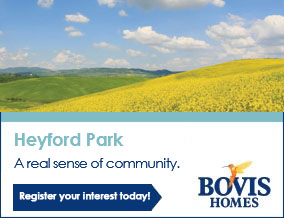 Get brand editions for Bovis Homes West Midlands, Bovis Homes at Heyford Park