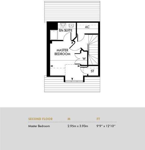 The Fyfield, Second Floor