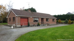 Detached Bungalow for sale in Offaly, Shinrone