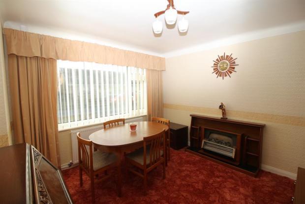 Bedroom 2/dining room