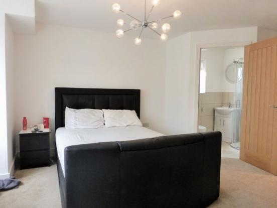 Bedroom One in...