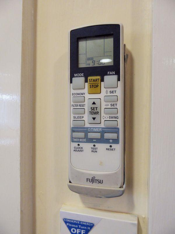 Remote Control...