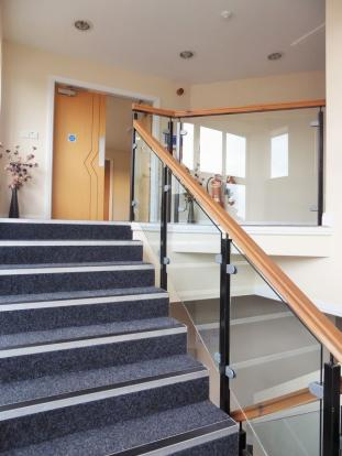 Stairway &...