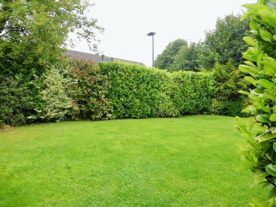 2nd Rear Garden