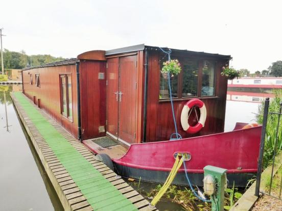60ft House Boat