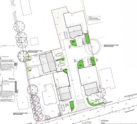 Landscaping Plan