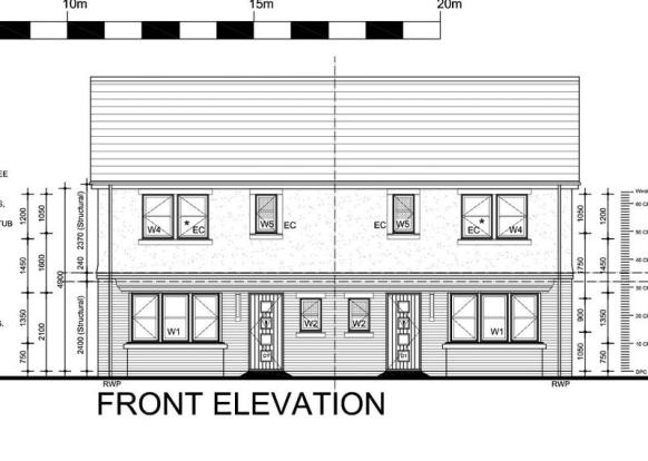 Front Elevations