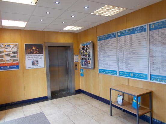 Reception and Lift