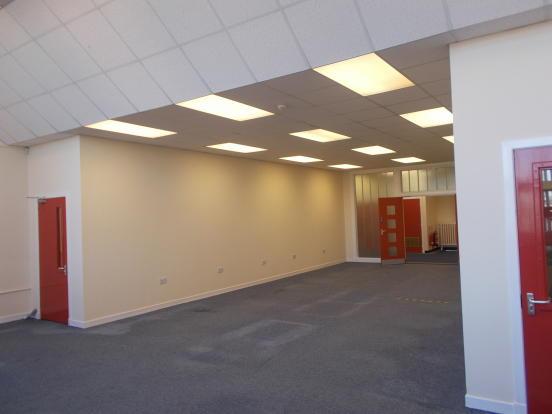 Open Plan Office 33